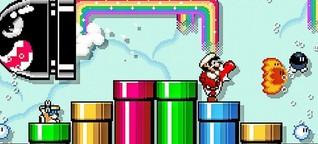"""Mario zum Selbermachen: So spielt sich """"Super Mario Maker 2"""""""