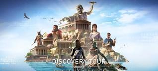 """""""Discovery Tour"""": Wenn """"Assassin's Creed"""" zum virtuellen Museum wird"""