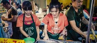Street Food Bangkok: Werden die berühmten Garküchen verboten? | Urlaubsheld