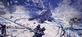 Monster Hunter World: Iceborne im Test: Herausfordernd, riesengroß und voller toller Ideen – PC Games