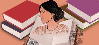 Diese Bücher empfehlen Feminist*innen über Liebe, Sex und Selbstbestimmung