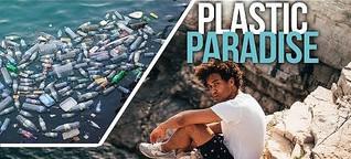 Plastic in Paradise - mein Urlaub im Müll #EarthOvershootDay