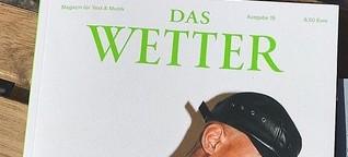 """Interview mit BHZ für das Magazin """"Das Wetter"""" Ausgabe 19"""