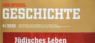 Zeugen des Grauens / Vier Überlebende des Holocaust erzählen ihre Geschichte / Spiegel Geschichte, 2019