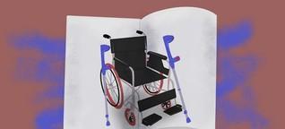 So klischeehaft werden Menschen mit Behinderung in Büchern dargestellt