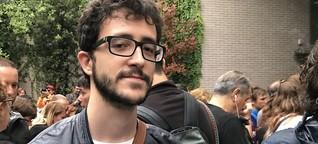 """Reportage aus Katalonien: """"Auf diesen Tag warten wir seit Jahren!"""""""