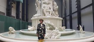 Kara Walker in der Tate Modern - Ein Anti-Monument