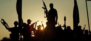 Zurück von der Terror-Miliz: Was tun mit Ex-Dschihadisten?
