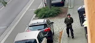Stephan B. und der Anschlag in Halle: Eine Anleitung zum Vernichtungsfeldzug
