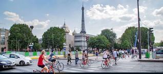 Paris: Nicht by Night, sondern per Bike