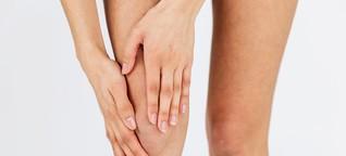 WDR Servicezeit: Bewegung gegen Knieschmerzen