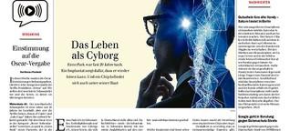 Das Leben als Cyborg