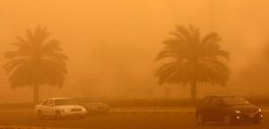 Kuwait: Leben mit der Hitze