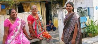Frauen in Indien kämpfen um Selbstbestimmung - Business trotz Bügeln und Babypause