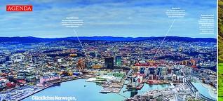 Glückliches Norwegen, was machst du besser?