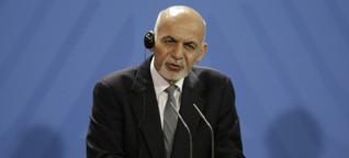 """Aschraf Ghani: """"Wir haben eine räuberische Elite"""""""
