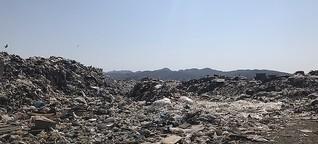 Albaniens Müllproblem - Sauberer werden für Europa