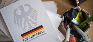 70 Jahre Grundgesetz: Warum Bayern dagegen stimmte