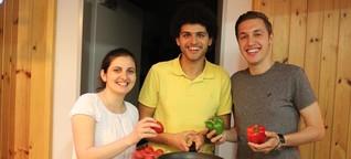 Ramadan: Ulmer Studenten und die Party nach Sonnenuntergang