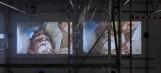 Künstlerduo M+M in der Villa Stuck - Filme gucken wie im Fieberwahn