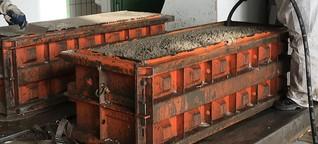 Betonrecycling: Alten Schutt in neuen Beton umwandeln