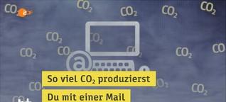 Klimafaktor Internet