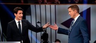 """Politologe Thunert: """"Kanadas Premier Trudeau hat Vertrauen verloren"""""""