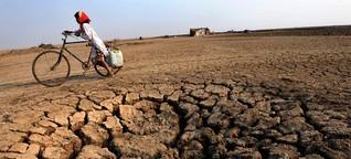 Auf der Flucht vor dem Klimawandel