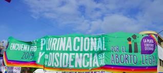 Internationale Frauenkonferenz in Argentinien: So viele Teilnehmerinnen wie noch nie