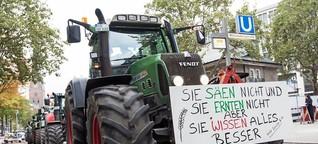 Verkehr in Hamburg lahmgelegt: Teilnehmerin erklärt Protest-Gründe