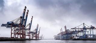 Digitalisierung in der Schifffahrt