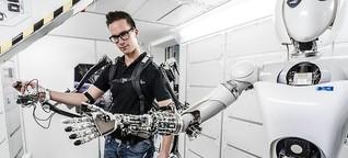 Dr. Roboter, zur Visite bitte!