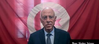 Kais Saïed ist Tunesiens nächster Präsident