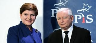 Polen | neue Regierung krempelt Staat um