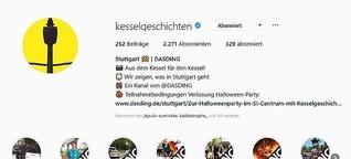 Instagram: @kesselgeschichten - DASDING vor Ort Stuttgart