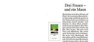 "Rezension von Dror Mishanis Roman ""Drei"""