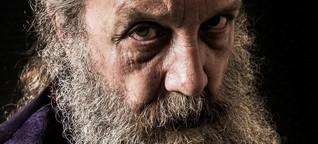 """""""Watchmen""""-Schöpfer Alan Moore: Der Comic-Star über sein neues Buch"""