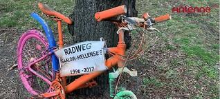 Antenne Brandenburg: 23 Jahre ohne Radweg