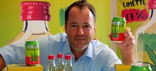 """""""Chillma"""": Hövelhofer Unternehmen bringt Hanf-Getränke auf den Markt"""