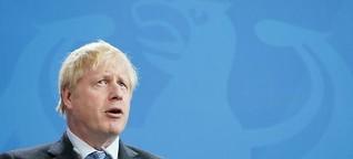 Triumph für Johnson oder peinlicher Auftritt? So bewerten die Medien den Berlin-Besuch