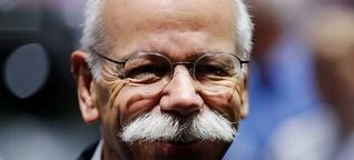 Ex-Daimler-Chef: Klage gegen BW-Bank: Dieter Zetsche fühlt sich schlecht beraten