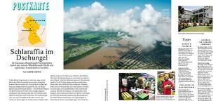 Postkarte aus Guyana
