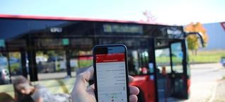 Wie gut funktioniert das Kurzstreckenticket für Smartphones? Wir haben es getestet