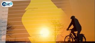 Ohne Zeitumstellung: Wann in Osnabrück die Sonne auf- und untergehen würde