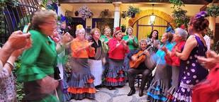 Andalusien: Córdobas Patio-Festival