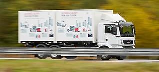 Lkw: Der Wasserstoffantrieb lässt noch auf sich warten