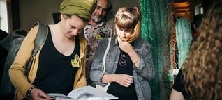 Magazin-Festival Indiecon: Engagierte LiebhaberInnen