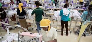 So bedroht Äthiopiens Textilboom die Umwelt