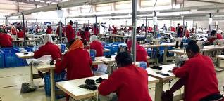 Textilindustrie: Äthiopien, das neue Bangladesch