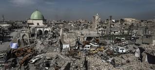 Mossul nach der IS-Herrschaft: In Sippenhaft